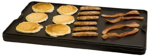 "10. Reversible Pre-Seasoned Cast Iron Griddle 24"" By Camp Chef"