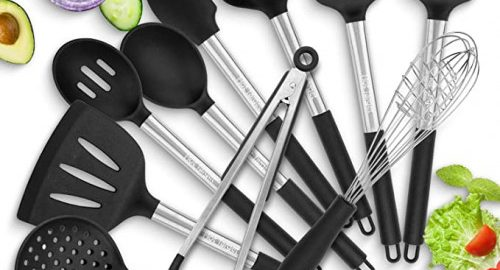 16. Hot Target Cooking Utensils