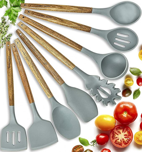 5. Home Hero Silicone Cooking Utensil