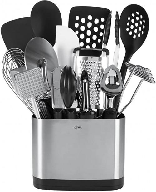9. OXO Good Grip Kitchen Tool Set
