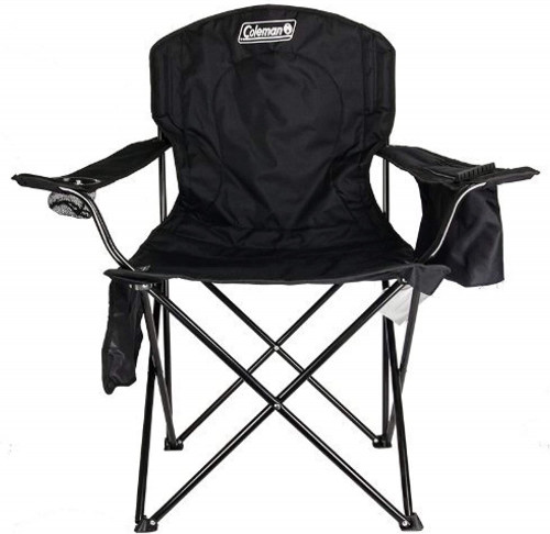 1. Coleman Portable Camping Quad Chair