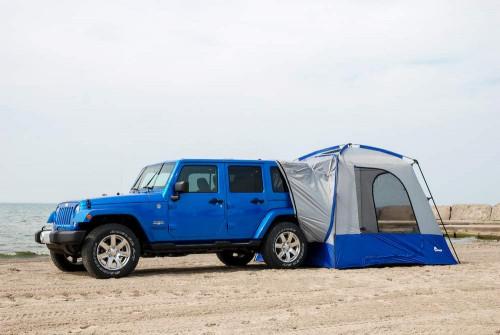 10. Sportz SUV / Minivan Tent by Napier Enterprises