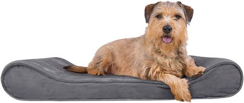 11. Furhaven Pet Dog Bed