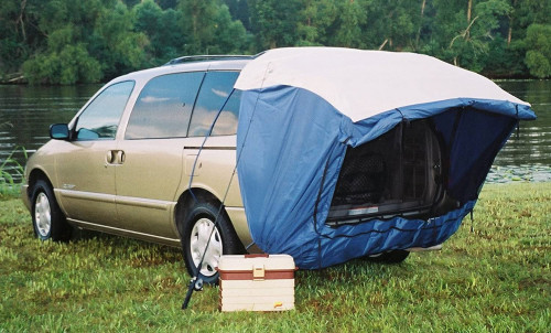 2. Explorer 2 SUV and Minivan Tent