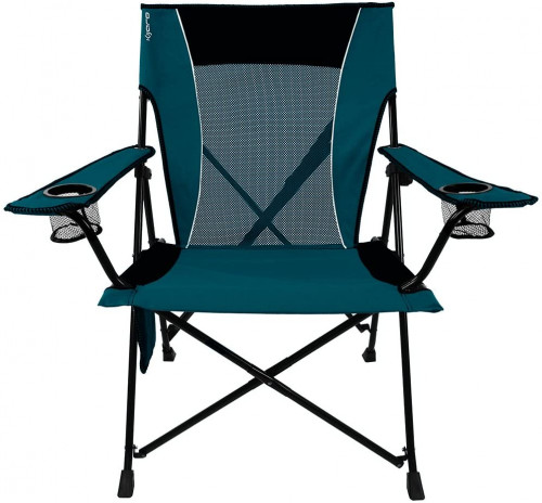 2. Kijaro Dual Lock Portable Sports Chair