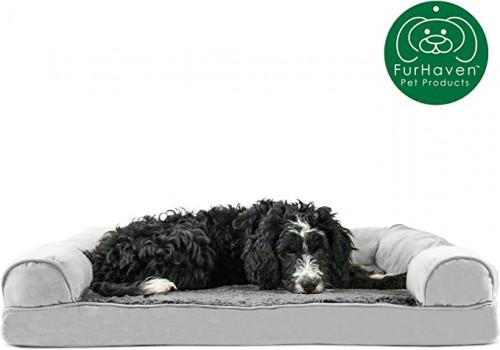 3. Furhaven Pet Dog Bed