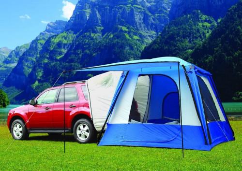 6. Sportz SUV Blue/Tan Tent (9 x9 x 7.25-Feet)
