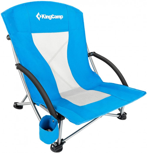 7. KingCamp Low Sling Concert Folding Chair