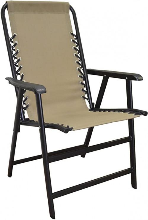 8. Caravan Sports Suspension Folding Chair