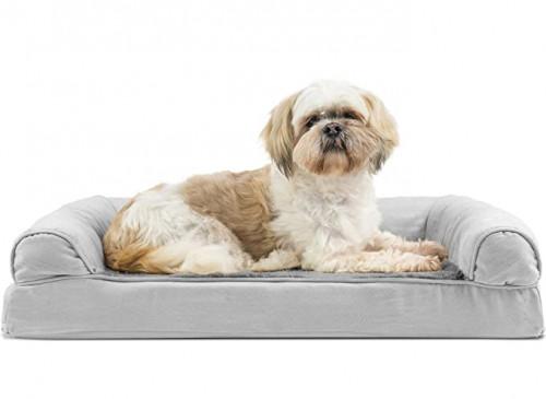 8. Furhaven Pet Dog Bed