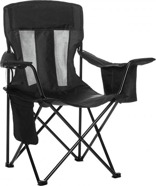 9. AmazonBasics Portable Camping Chair