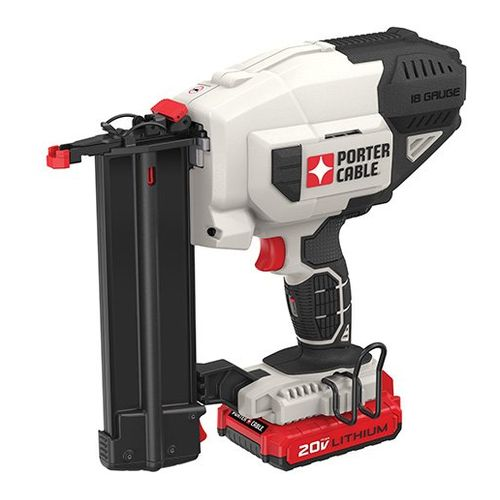 Porter-cable Brad Nailers with Lithium Battery