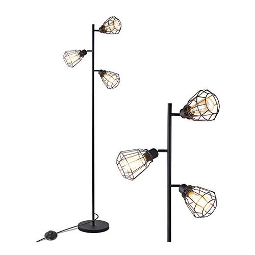 Anbomo Lamp with Adjustable Heads
